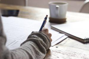 Dein Anschreiben