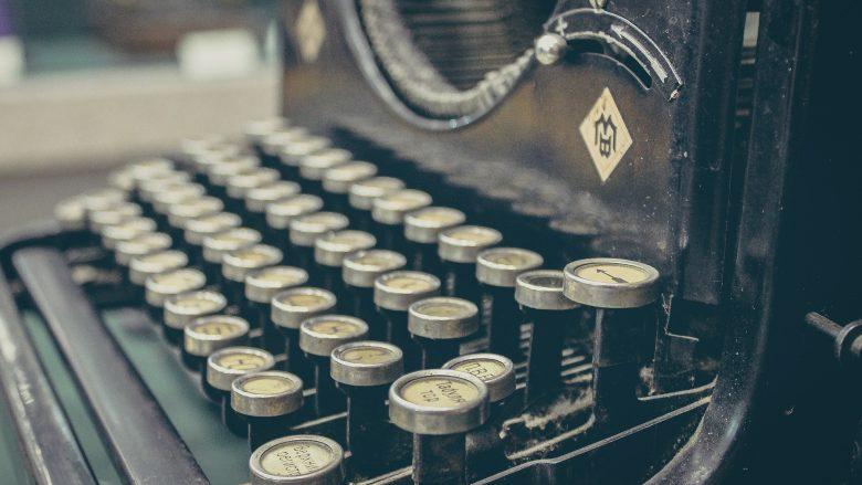 Bild zum Artikel Journalismus: Schreibmaschine