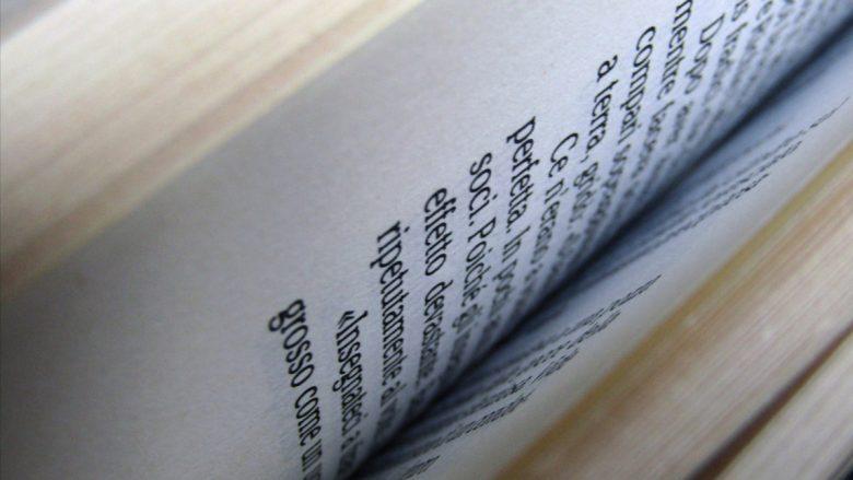 Zum Artikel Verlag: aufgeschlagenes Buch